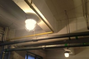 Konstrukcja stropu pod serwerownią musi być solidna.
