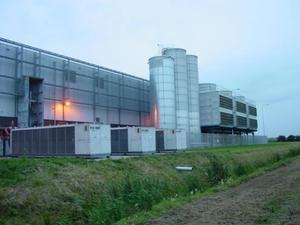 Google datacentrum, The Netherlands (Eur.)