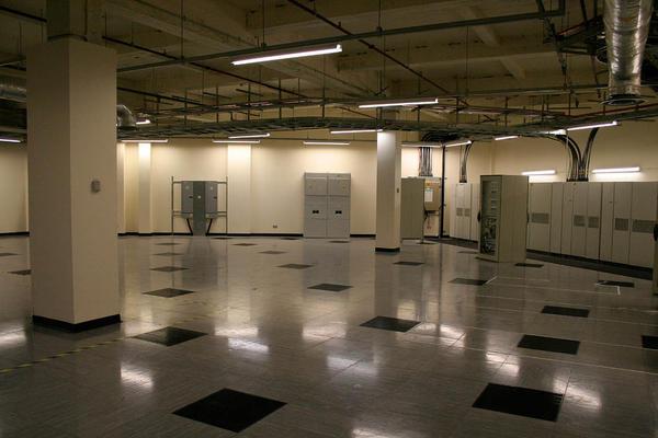Projekt serwerowni – kluczowy etap budowy centrum danych