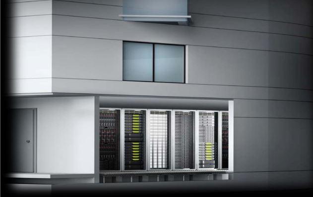 RiMatrix S wersja instalowana w budynku