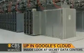 Centrum danych Google'a od środka – wideo