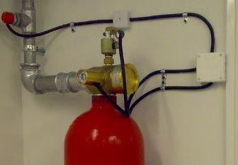 Ochrona przeciwpożarowa centrum danych, część I – system gaszenia gazem serwerowni