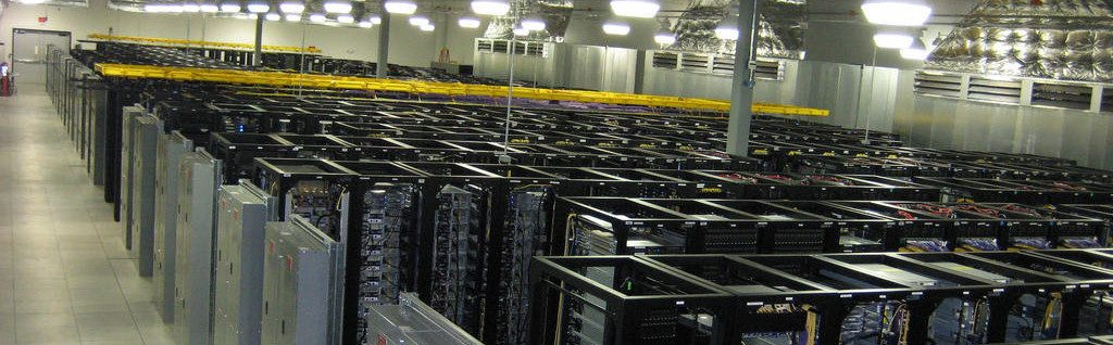 Computer rooms and data centers