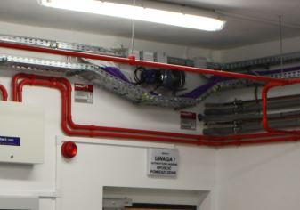 Ochrona przeciwpożarowa centrum danych, część II – system wczesnej detekcji dymu serwerowni