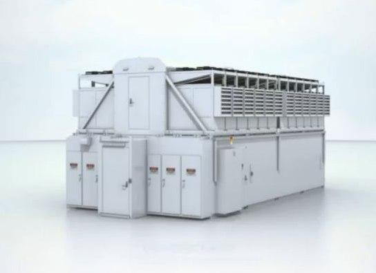 Modularne centrum danych – propozycja HP